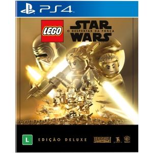 Lego Star Wars VII: O Despertar da Força Edição de Colecionador - PS4 - R$ 56,91