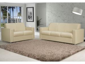 Sofá 3 e 2 Lugares Roma - American Comfort - R$501