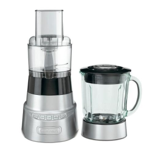 Liquidificador Em Aço Escovado Duet Cuisinart -220v Bfp-603br por R$ 352