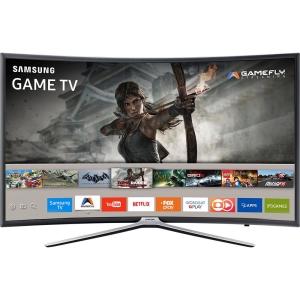 "Smart TV LED Tela Curva 40"" Samsung 40K6500 R$1699,99"