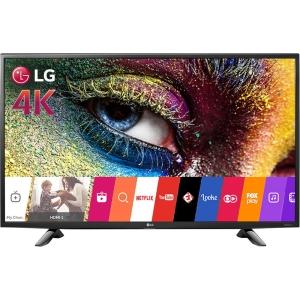 "Smart TV LED 43"" LG 43UH6100 Ultra HD Painel IPS 4K  por R$ 2070"