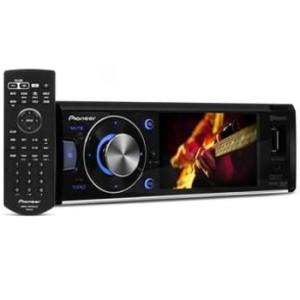 "DVD Automotivo Pioneer DVH-8680AVBT com Tela LCD 3,5"" - R$ 469,00"