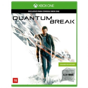 Quantum Break + Alan Wake - Xbox One - R$ 75,90