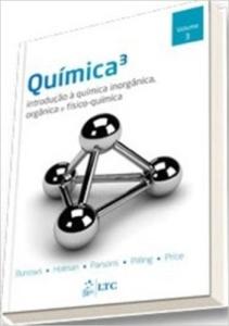 Química. Introdução à Química Inorgânica, Orgânica e Físico-Química - Volume 3 por R$ 50
