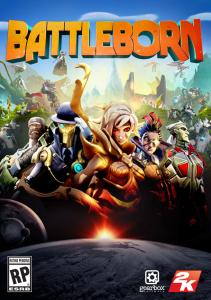 BATTLEBORN + DLC R por R$16