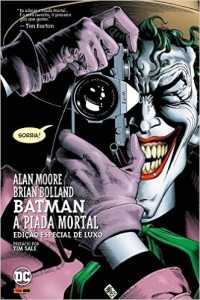 HQ Batman - A Piada Mortal - Volume 1 por R$14