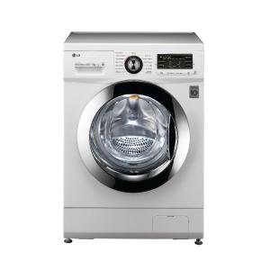 Lava e Seca LG Mega Touch 8,5Kg Branca