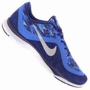 Tênis Nike Flex Trainer 6 Print - Feminino por R$ 172