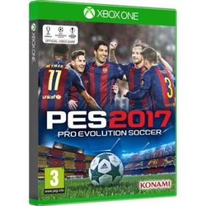 Pro Evolution Soccer 2017 (Xbox One) - R$99,90