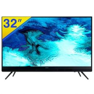 """TV LED 32"""" Samsung HD com Conversor Digital Integrado, Conexões HDMI e USB - 32K4100"""