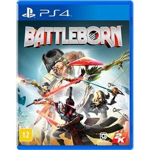 Battleborn - PS4 - R$ 18,99
