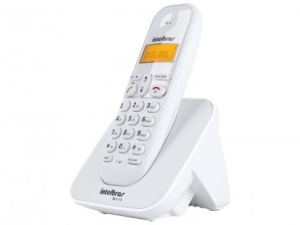 Telefone Sem Fio Intelbras com Identificador - R$79,90