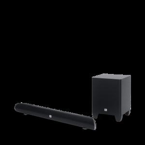 JBL Soundbar 200W RMS, 2.1 Canais, com Subwoofer sem Fio, Conexão Bluetooth- R$1.099