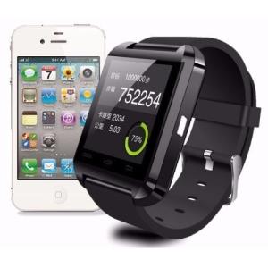 Smartwatch U8 Relógio Inteligente Bluetooth Android por R$ 63