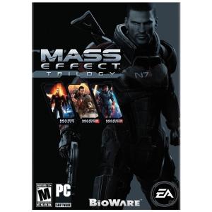 Mass Effect Trilogy Edição Especial - ORIGIN PC MIDIA FÍSICA - R$ 29,90
