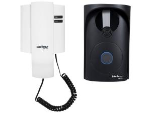 Porteiro Eletrônico Intelbras IPR 8000 - Abre Fechadura e até 2 Portões  por R$ 100