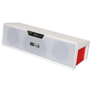 Caixa de Som Bluetooth 5W RMS Portátil LENOXX BT510 BRANCO por R$ 60