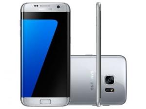 Smartphone Samsung Galaxy S7 Edge 32GB Prata 4G - R$2429