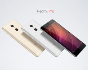 Xiaomi Redmi Pro 5.5-inch Dual Camera 3GB RAM 32GB MTK Helio X20 Deca-core 4G - R$ 557