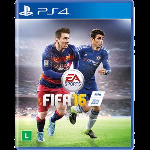 Fifa 16 (PS4) - R$52