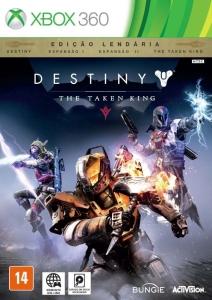 Destiny The Taken King- Edição Lendária - XBox 360 - R$70