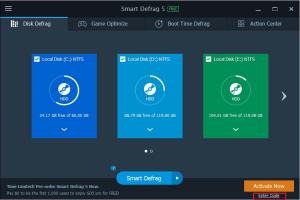 IObit Smart Defrag 5 PRO [for PC]