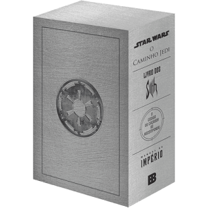Livro - Box Star Wars ( 4 Volumes) - R$80