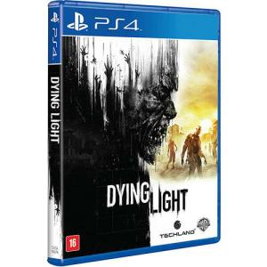 Dying Light - PS4 por R$76