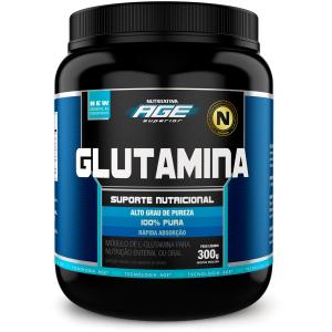 GLUTAMINA AGE 300G - NUTRILATINA - R$ 47,92