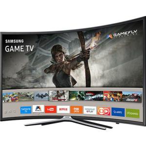 "Smart TV Games LED 49"" Samsung UN49K6500AGXZD Full HD Curva 49k6500 - R$2.470"
