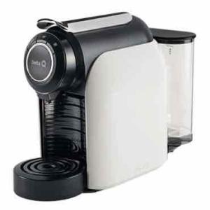Maquina de Café Expresso Delta Qool - R$200 + grátis R$150 em cápsulas
