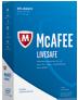 Antivirus+Firewall Mcafee LiveSafe em todos seus PCs e dispositivos