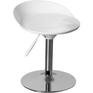 Banqueta D7-4810016 ABS Branco - at.home por R$ 104