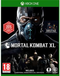MORTAL KOMBAT XL - XBOX ONE e PS4 - MÍDIA DIGITAL