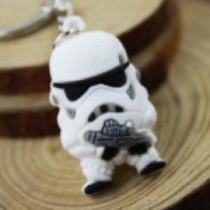 Chaveiro StarWars Stormtrooper - R$2,00