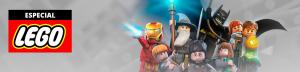 Saldão de Jogos Lego - STEAM PC - R$ 6,75 a R$ 48,60 cada