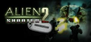 Jogo Alien Shooter 2 - Conscription - grátis (ativa na Steam)