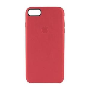 [AMERICANAS MARKETPLACE ]  Capinha Capa Couro Vermelha Para Iphone 7