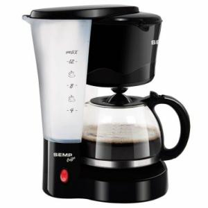 Cafeteira Elétrica - 12 Xícaras - SEMP. R$34,90