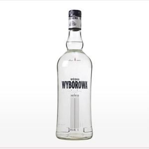 Vodka Wyborowa 1L por R$40