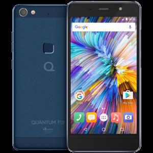 Celular Quantum FLY 4G 32GB Aurora Blue.- R$1299