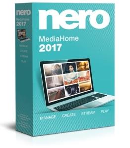 Nero MediaHome 2017 pra PC - Grátis
