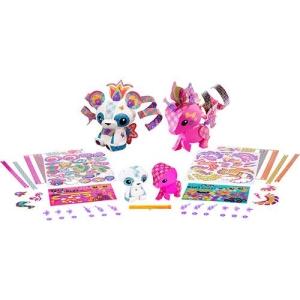 Amigami Figuras Unicórnio e Panda - Mattel por R$ 10