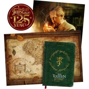 Livro - J.R.R. Tolkien: O Senhor da Fantasia (Limited Edition - 125 Anos) - R$ 29,90