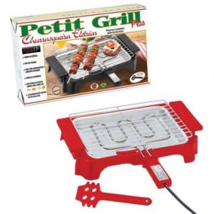 Churrasqueira Elétrica Anurb Petit Grill Plus -1000W  por R$ 41