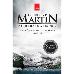 Livro - A Guerra Dos Tronos (Ed. Econômica - Capa Exclusiva) - R$ 9,90
