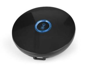 Adaptador Receptor Bluetooth Geonav G-a100 Alcance Até 10 Metros, Bateria Interna por R$129