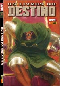 HQ - Os Livros do Destino - Volume 1 (CAPA DURA) -  R$ 7,70
