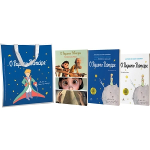 Livro - O Pequeno Príncipe (Kit Bolsa de Leitura) - R$ 14,90