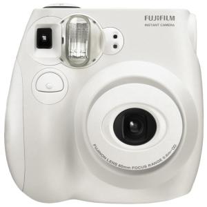 Câmera Instantânea Fujifilm Instax 7S - Branca por R$ 210
